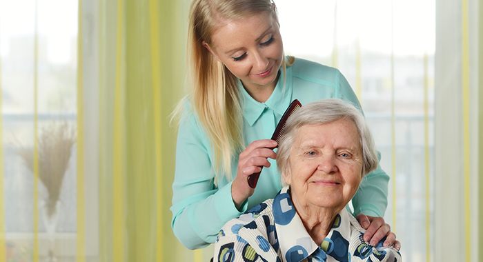 Parkinson's disease (PD) can make basic daily living activities such as bathing, toileting, personal hygiene and grooming challenging.