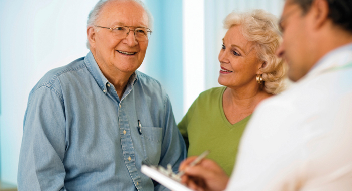 Living well with Parkinson's disease (PD) begins by taking a patient-centered approach to healthcare.