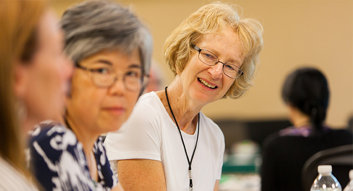 "As part of the overall Women and PD Initiative, the Parkinson's Foundation is leading the first national effort to address long-standing gender disparities in Parkinson's research and care through the ""Women and PD Teams to Advance Learning and Knowledge,"" or ""Women and PD TALK"" project."
