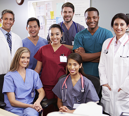 Putting your Comprehensive Care Team Together